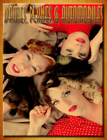 Dames Planes & Automobiles Issue #1 Cover 12/1/2012